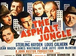 Cats Review Movies  Image: The Asphalt Jungle Poster